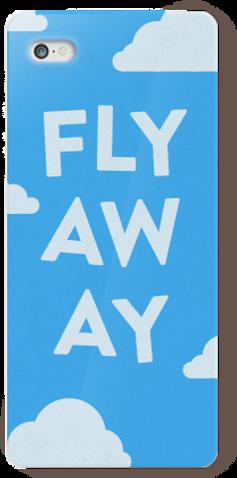 Case Fly Away Blue