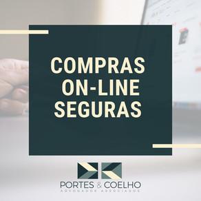 CUIDADOS PARA COMPRAS ON-LINE COM SEGURANÇA.