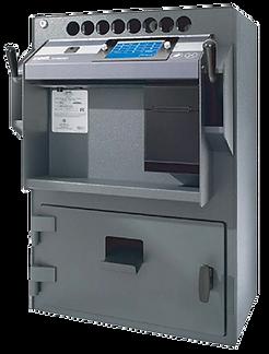 Coffre-fort électronique à capsules
