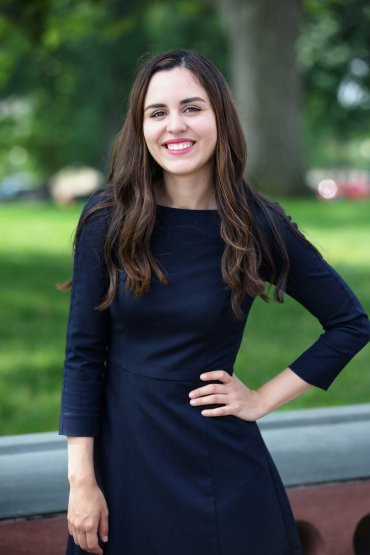 Alexis Arambul, foster youth intern