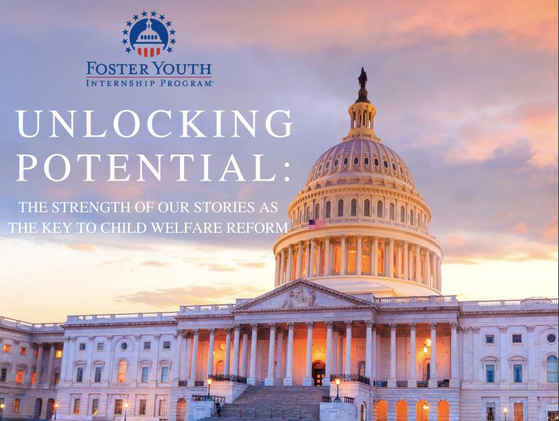 Unlocking Potential - Foster Youth Internship Program