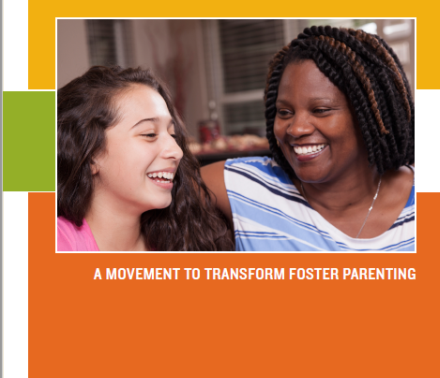 ECAP cited by Annie E. Casey Foundation as a way to transform foster parenting