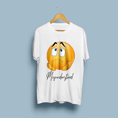Misunderstood T-shirts