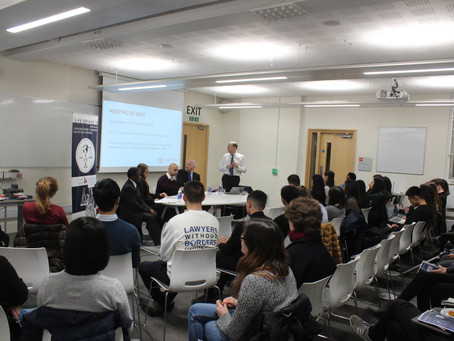 LWOB LSE Student Division: Human Rights, Immigration and Criminal Justice Symposium