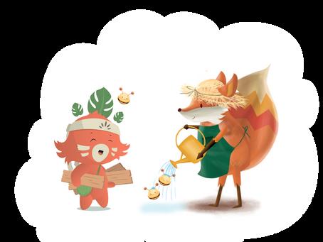 Boraki débarque dans l'histoire interactive d'août !