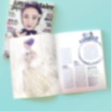 MarieClaire-China-magazine-illustration-wedding-bride-ZhouXun