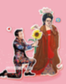 Ben Liu, illustration, fashion, art, magazine, cosmopolitan, drawing, 时尚, 白客, China