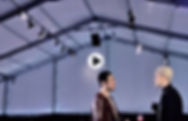 Toronto Fashion Week livesketch Ben Liu Lolitta Dandoy