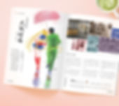 Ben Liu, illustration, fashion, painting, magazine, column, art, artist, SailorMoon, Osaka, Japan, Travel, Editorial
