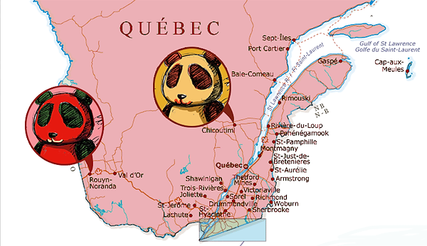 Benda-Ben-Liu-1626-magazine-China-Quebec-Chicoutimi-Montreal-Travel