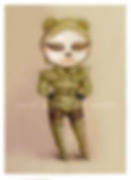 Benda in Jean Paul Gaultier by Ben Liu