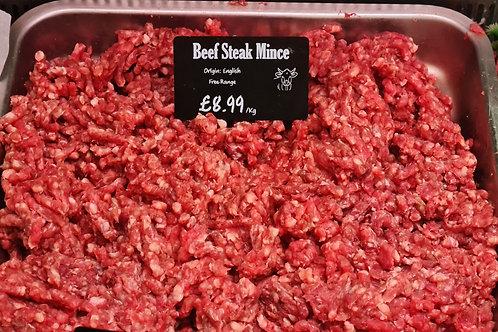 Beef Steak Mince