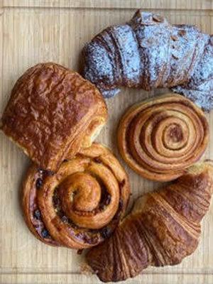 Boulangerie Jade pastries