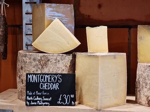Montgomery's Cheddar