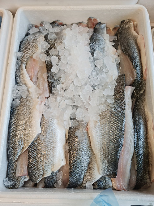 8 Sea Bass Fillets
