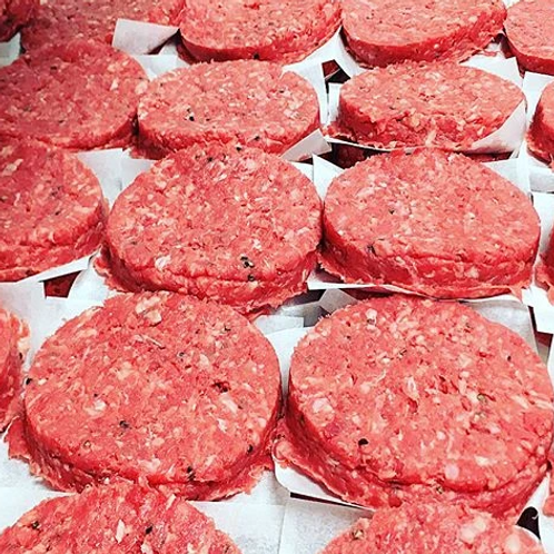 Beef Seasoned Steak Burgers
