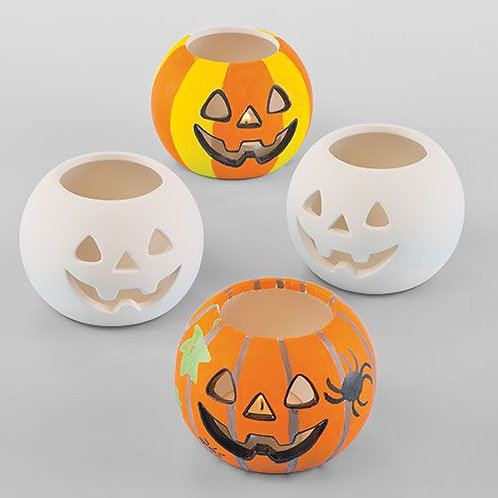 Add a ceramic Pumpkin and extra paints to your pack