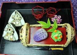 奈良の春 寿司練り切りセット