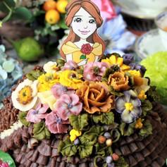 オータムドレスケーキ