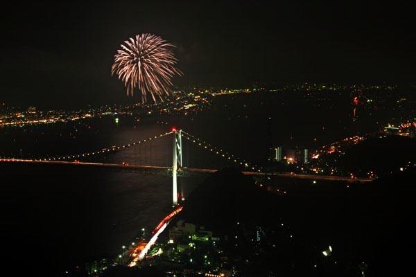 関門海峡2007