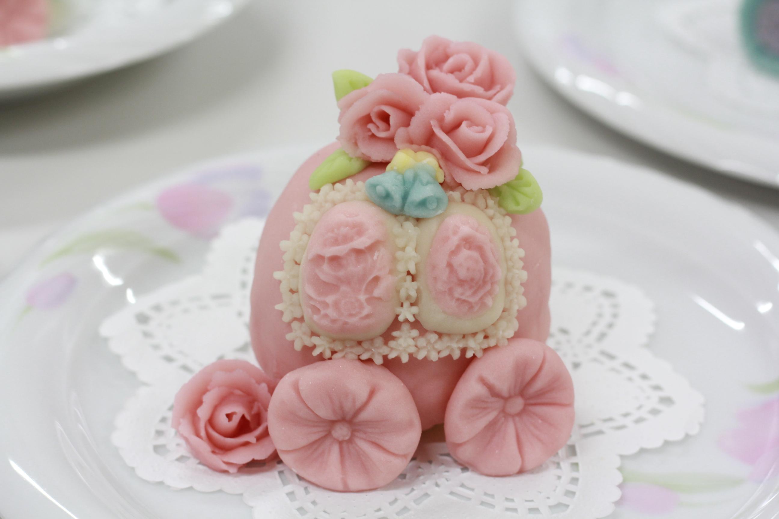 馬車ケーキ