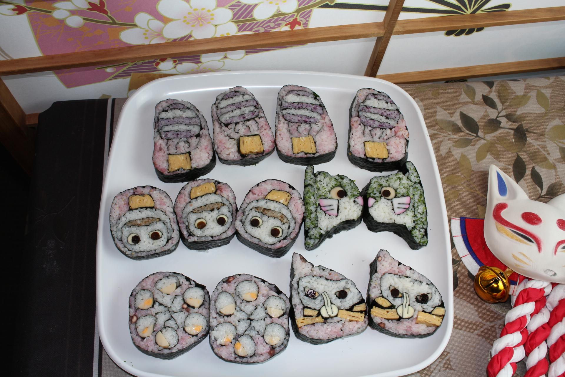 三重県巻き寿司