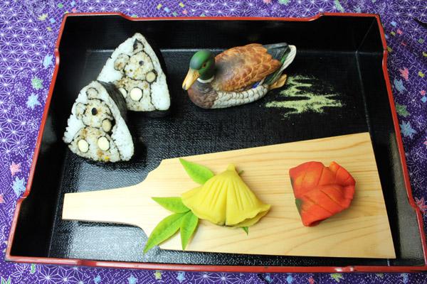 奈良の秋 寿司練り切りセット