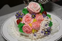 主人ノバーデーケーキ