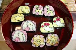 動物将棋寿司
