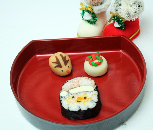クリスマス寿司巻き寿司セット