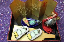 お正月 寿司練り切りセット