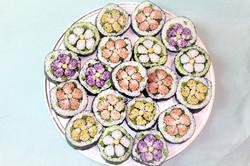 お花畑巻き寿司セット