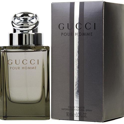 Gucci by Gucci Pour Homme Eau de Toilette 3.0 OZ