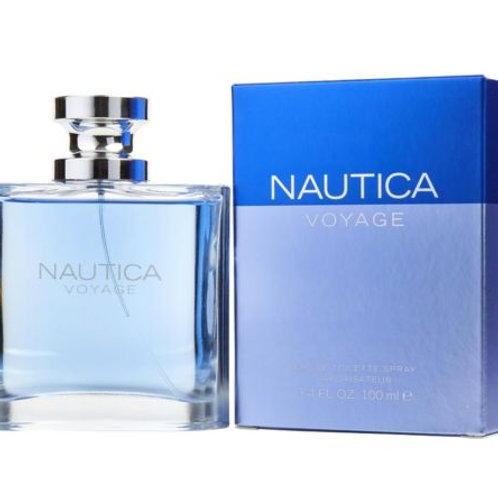Nautica Voyage for Men Eau De Toilette Spray 3.4 oz