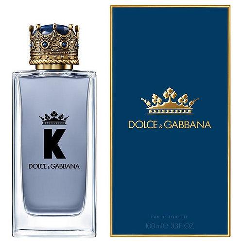 Dolce & Gabbana K Eau de Toilette 3.3oz