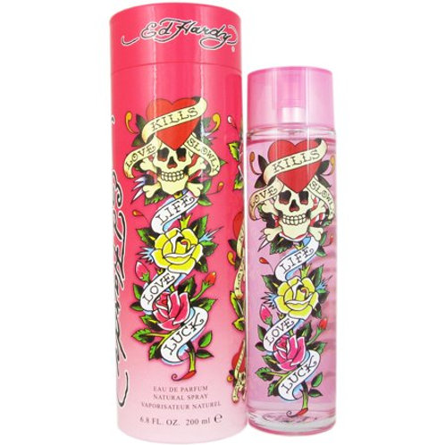 Ed Hardy for Women by Christian Audigier EDP 6.8oz