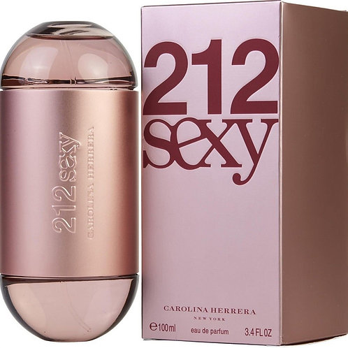 212 Sexy for Women by Carolina Herrera Eau de Parfum 3.4OZ