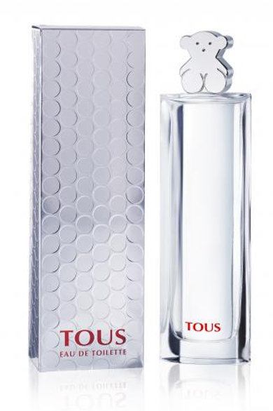 Tous Silver for Women Eau De Toilette Spray 3 oz