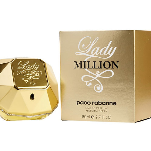 Paco Rabanne Lady Million for Women EDP 2.7oz