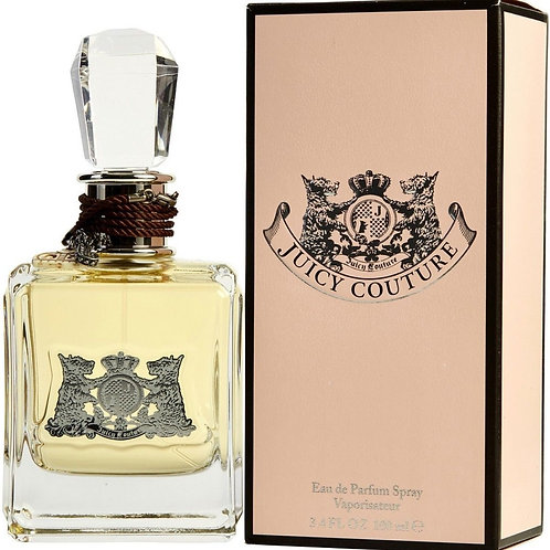 Juicy Couture for Women by Juicy Couture Eau de Parfum 3.4 OZ