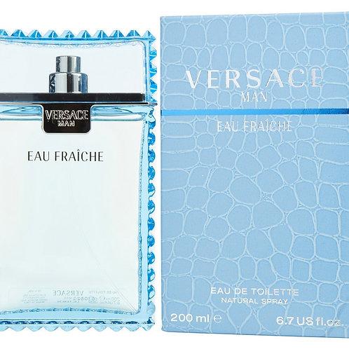 Versace Eau Fraiche for Men by Versace EDT 6.7 OZ