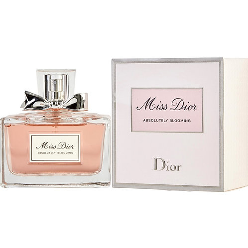 Miss Dior Absolutely Blooming by Dior EDP Spray 3.4 oz