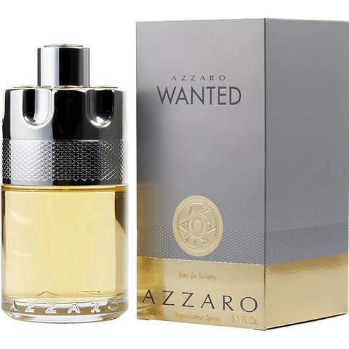 Azzaro Wanted for Men Eau De Toilette Spray 5.1 oz