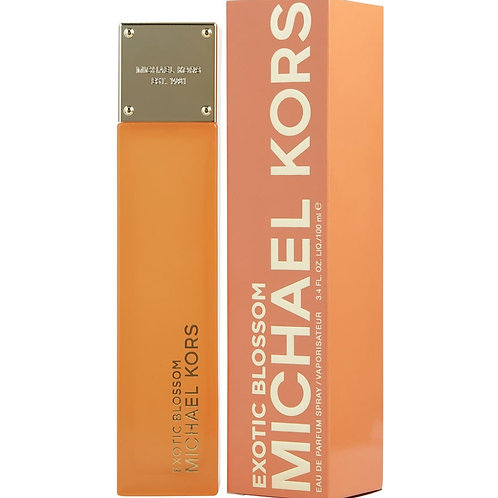 Michael Kors Exotic Blossom for Woman EDP 3.4oz