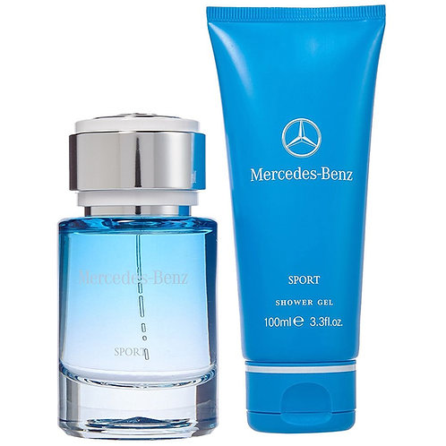 Gift Set Mercedes Benz Sport for Men 2pc EDT