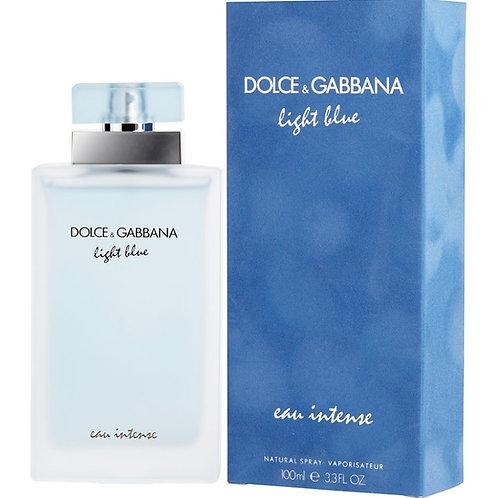Dolce & Gabbana Light Blue Eau Intense for Women EDP 3.3oz
