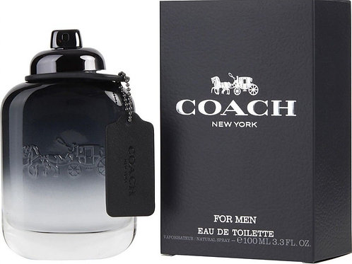 Coach New York for Men by Coach EDT 3.3oz