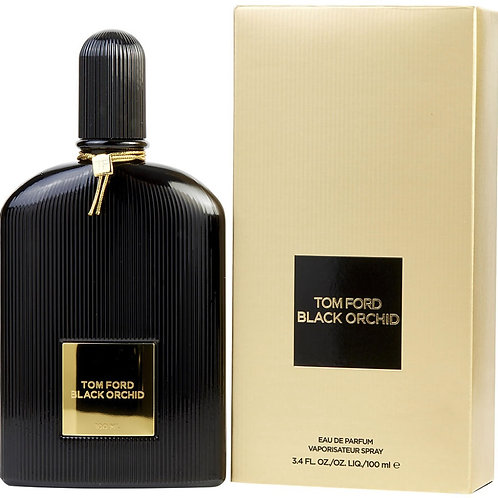 Black Orchid for Women by Tom Ford Eau De Parfum Spray 3.4 oz