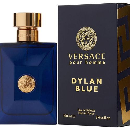 Versace Pour Homme Dylan Blue EDT 3.4oz