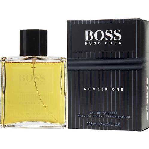 Boss Number One for Men by Hugo Boss EDT 4.2oz